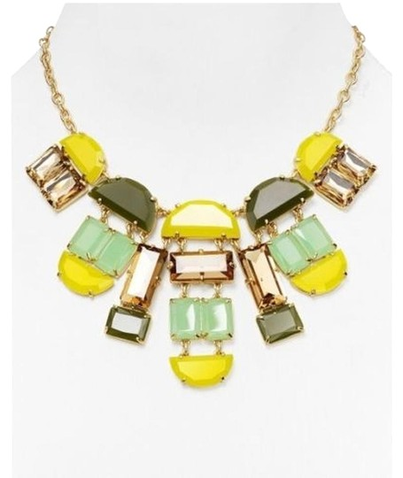 Preload https://item3.tradesy.com/images/kate-spade-12k-gold-yellow-gold-greens-varadero-tile-plated-msrp-geo-cool-necklace-1657552-0-1.jpg?width=440&height=440