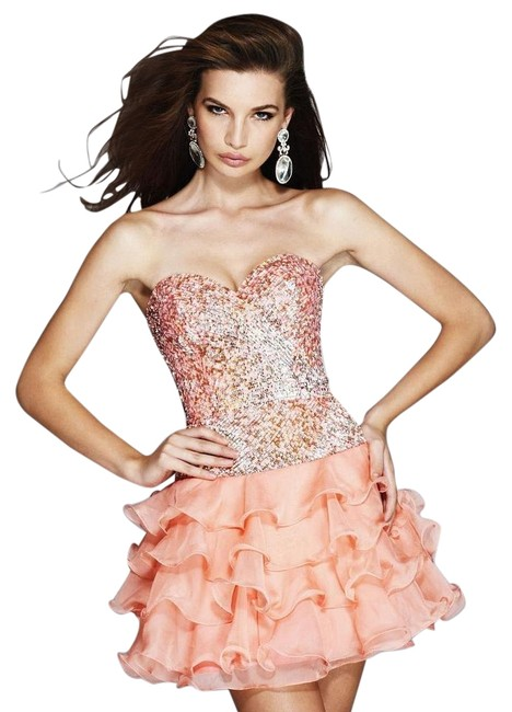 Sherri Hill Prom Pageant Homecoming Dress Image 2