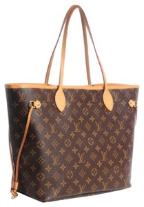 Louis Vuitton Tote in Beige Yellow