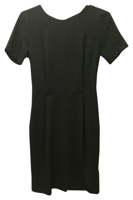 Preload https://item3.tradesy.com/images/topshop-black-with-exposed-zipper-above-knee-cocktail-dress-size-2-xs-1657617-0-0.jpg?width=400&height=650