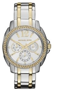 Michael by Michael Kors Michael Kors Cameron Silver Gold Two Tone