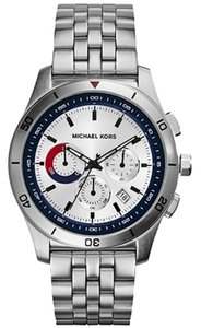 Michael by Michael Kors Michael Kors Men's Chronograph Outrigger Stainless Steel Bracelet Watch