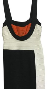 Herv Leger Herve Bandage Dress