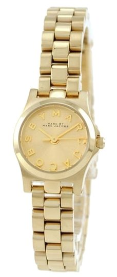 Marc by Marc Jacobs Marc By Marc Jacobs Henry Dinky Gold tone Watch