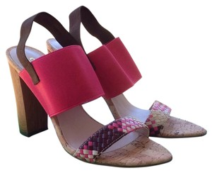 Charles by Charles David Multi color, pink, brown Sandals
