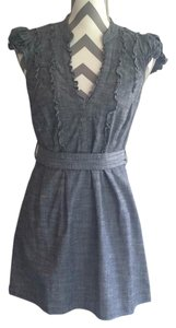Anthropologie Tie Waist Tunic
