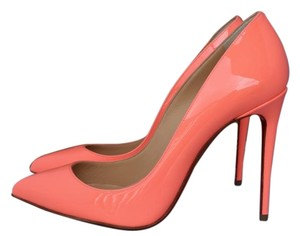 Christian Louboutin Pump Stiletto Patent pink Pumps