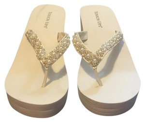 Bridal Touch Ups Sandals