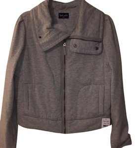 Splendid Heather Gray Jacket
