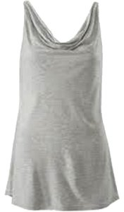 CAbi Top Light Heather Grey