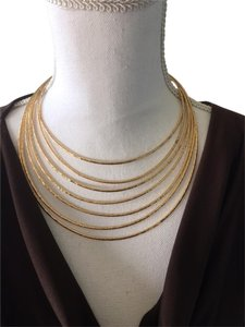 Bella Diva Gold filled layered Necklace