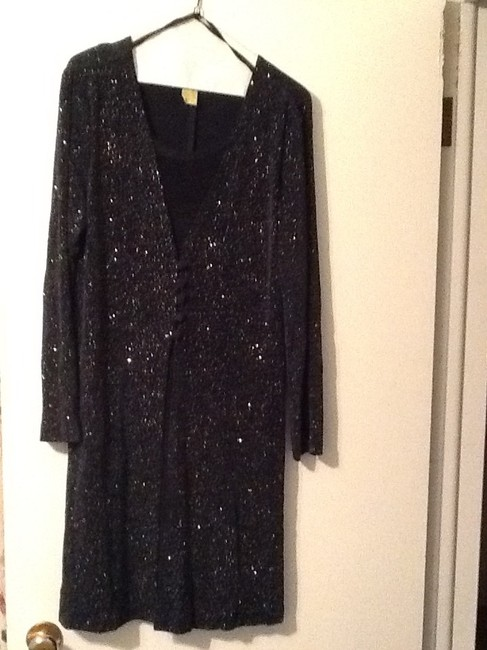 Other Knee Length Knit Comfortable Dress
