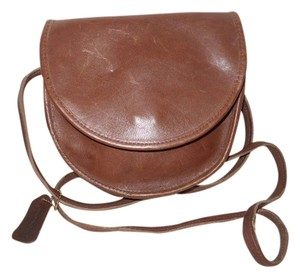unknown Leather Cross Body Bag