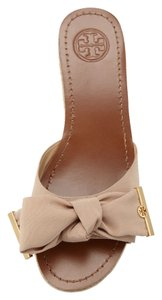 Tory Burch Camellia Pink Wedges