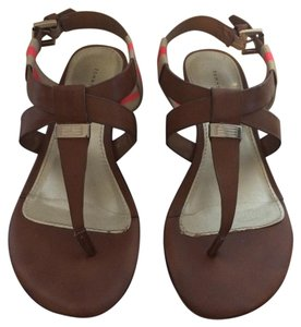Tommy Hilfiger Brown Wedges