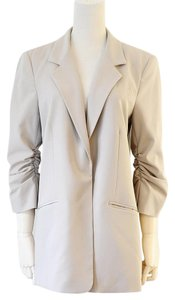 Elizabeth and James taupe Jacket