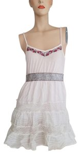 Free People short dress White Xs on Tradesy