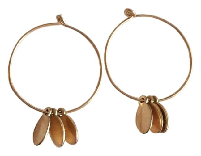 """Item - Gold Filled """"Perfect Dangle Earrings"""