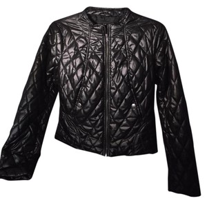 H&M Quilted Black Jacket