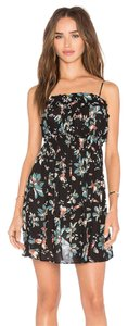 Free People short dress Black Summer on Tradesy