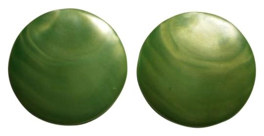 Preload https://item1.tradesy.com/images/green-vintage-button-clip-on-earrings-165810-0-0.jpg?width=440&height=440
