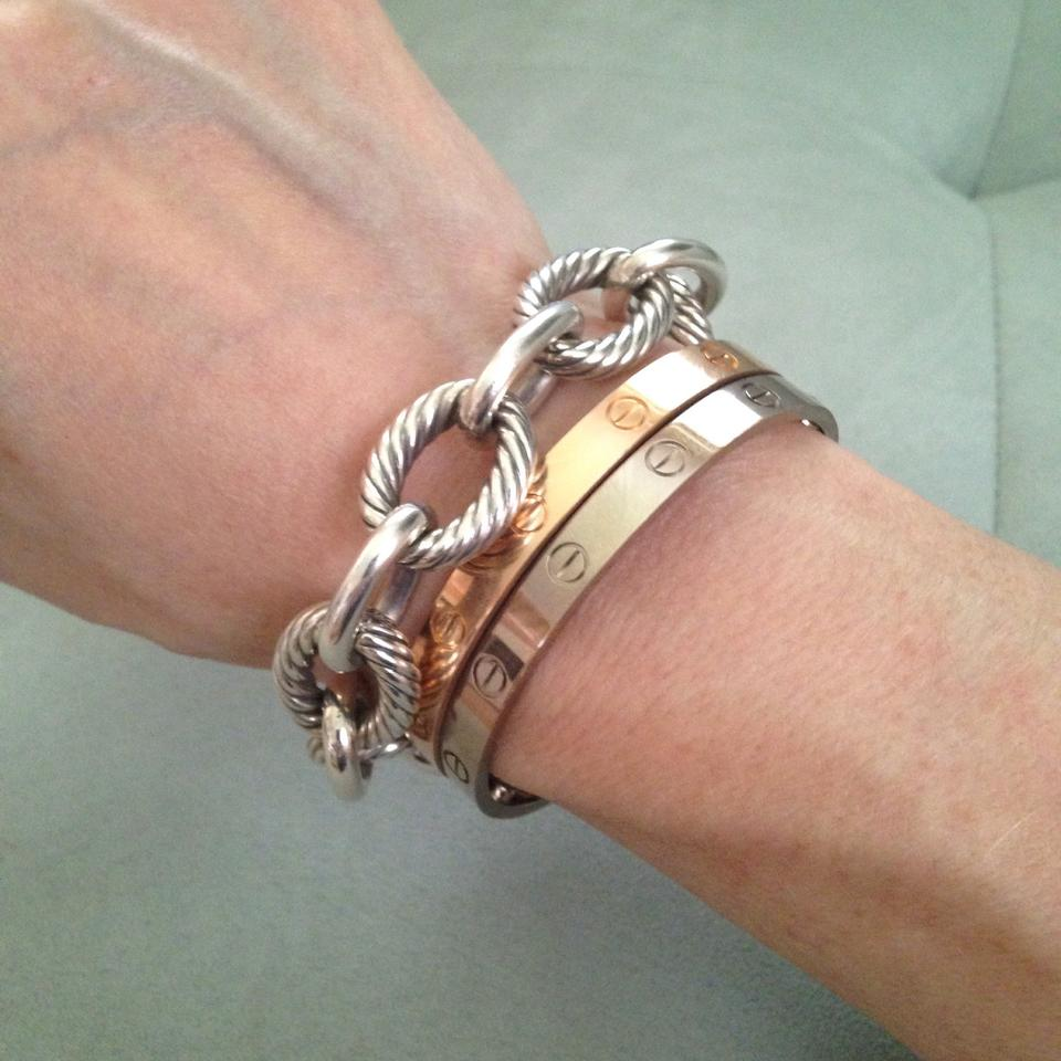 David Yurman Extra Large Link Bracelet 12345