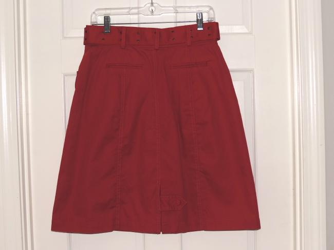 Anthropologie Plenty Tracy Reese Barely Worn Skirt pink