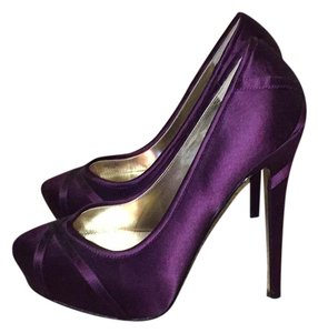 bebe Deep Purple Pumps