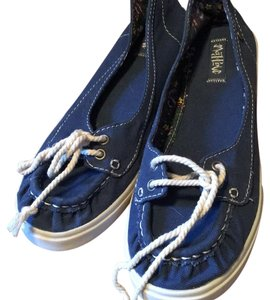 Mad Love Blue Flats