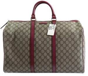 Gucci Duffle Duffle Multicolor Travel Bag