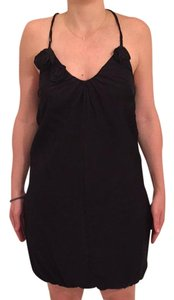Patrizia Pepe short dress Black on Tradesy