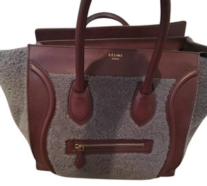 Céline micro luggage Satchel