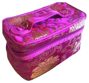 Other Metallic Cosmetic Case