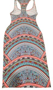 Modal Rainbow Mint Maxi Dress by Mara Hoffman
