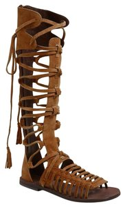 Free People Honey Whiskey Sandals