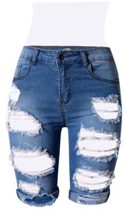 Abercrombie & Fitch Capri/Cropped Denim
