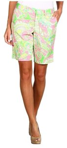 Lilly Pulitzer Bermuda Shorts Multi-Color