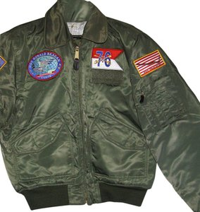 Military Usaf Patches Nylon Military Jacket