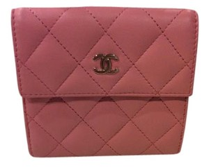 Chanel Wristlet in Pink
