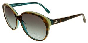 Lacoste Lacoste Tortoise/Green Round