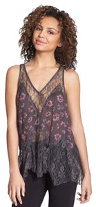 Free People Top Coal Combo