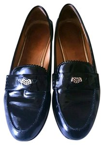 Coach Loafers 8.5 Black Flats
