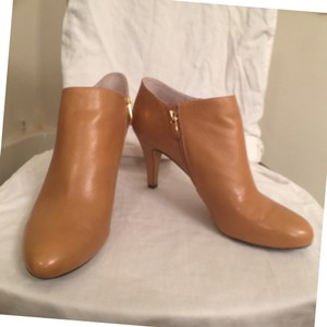 Vince Camuto Leather British Tan Boots