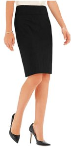 The Limited Career Pencil Skirt Dark Navy
