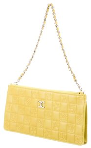 Chanel Precious Symbols Quilted Silver Hardware Interlocking Cc Monogram Shoulder Bag