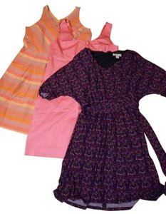 Coldwater Creek short dress multi on Tradesy