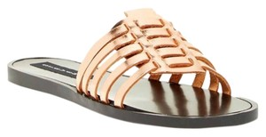 Steven by Steve Madden Rose Gold Sandals