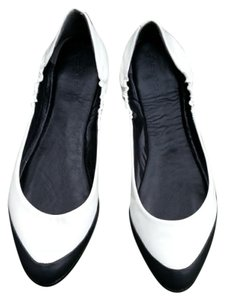 Rachel Roy Leather Flats