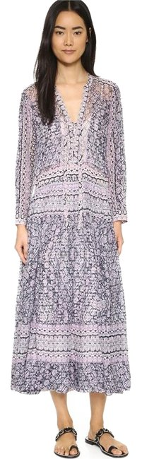 Item - Pink Orchid Marreckech Long Casual Maxi Dress Size 8 (M)