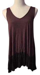 Free People Top Mocha